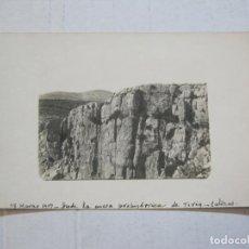 Postales: PROVINCIA CASTELLON-FOTOGRAFICA-POSTAL ANTIGUA-(72.807). Lote 211432550