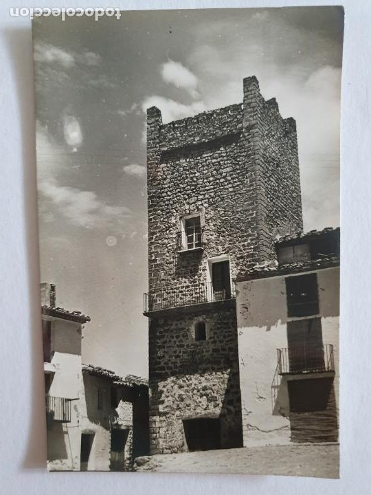 BENASSAL / BENASAL - TORRE GEMELA - E2 - LMX (Postales - España - Comunidad Valenciana Moderna (desde 1940))