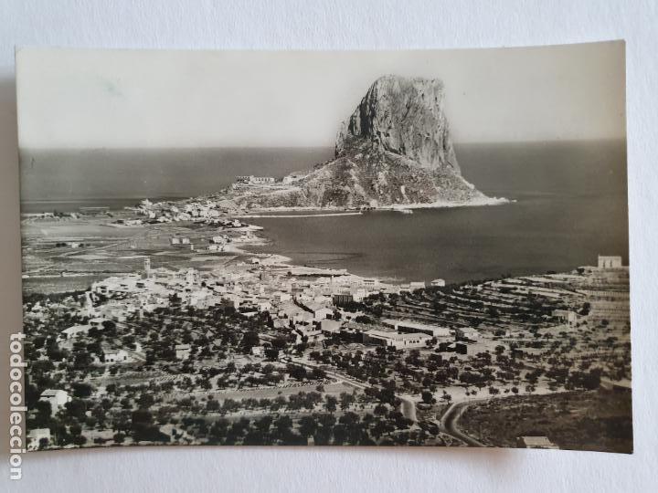 CALP / CALPE - PEÑÓN DE IFACH / PENYAL D'IFAC - E2 - LMX (Postales - España - Comunidad Valenciana Moderna (desde 1940))