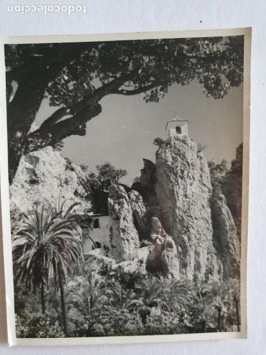 EL CASTELL DE GUADALEST - E2 - LMX (Postales - España - Comunidad Valenciana Moderna (desde 1940))