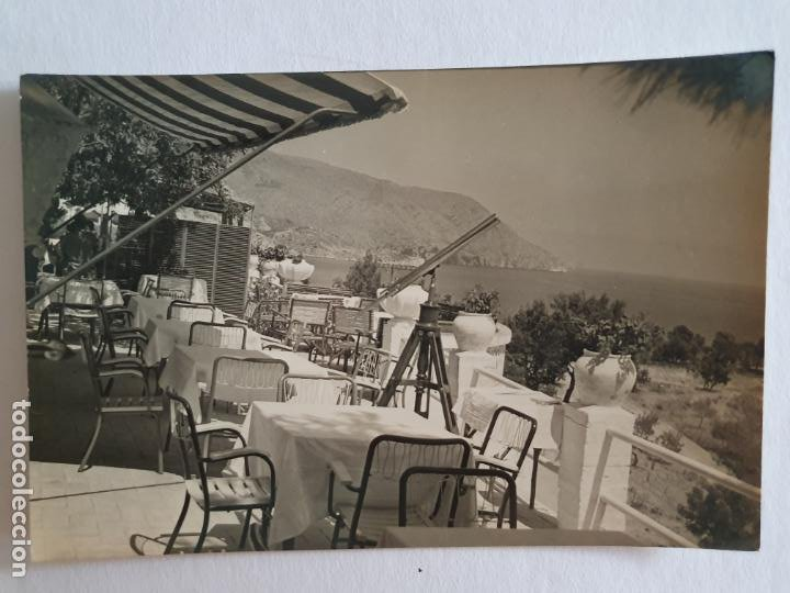 ALTEA - HOTEL PARQUE MARYMONTAÑA - E2 - LMX (Postales - España - Comunidad Valenciana Moderna (desde 1940))