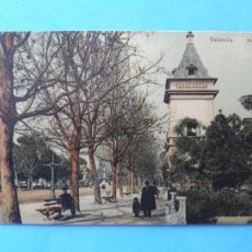 Postales: VALENCIA. ALAMEDA. TRASERA CON PUBLICIDAD GAFAS FINAS DE NIQUEL.. Lote 212080916