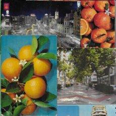 Postales: 90 POSTALES * VALENCIA Y PROVINCIA * ( LOTE 18 ). Lote 212953712