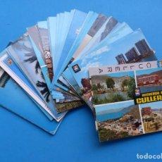 Postales: CULLERA, VALENCIA - 63 POSTALES ANTIGUAS - VER FOTOS ADICIONALES. Lote 213261231