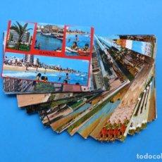 Postales: GANDIA, VALENCIA - 52 POSTALES ANTIGUAS - VER FOTOS ADICIONALES. Lote 213261755