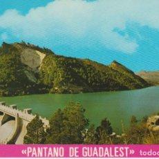 Postales: (5) CASTELLDE GUADALEST. ALICANTE. PANTANO ... SIN CIRCULAR. Lote 213907568