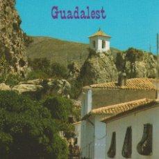 Postales: (31) CASTELLDE GUADALEST. ALICANTE. VISTA PINTORESCA ... SIN CIRCULAR. Lote 213907777