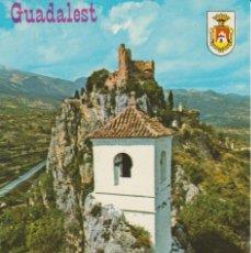 Postales: (14) CASTELLDE GUADALEST. ALICANTE. VISTA PINTORESCA ... SIN CIRCULAR. Lote 213907948