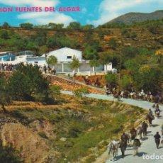 Postales: (4) CALLOSA DE ENSARRIA. . ALICANTE. EXCURSION FUENTES DEL ALGAR ... SIN CIRCULAR. Lote 213908673