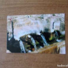 Postales: POSTA DE CASTELL DE CASTELL - FUENTE DE LA BOTA - ALICANTE. Lote 213914706