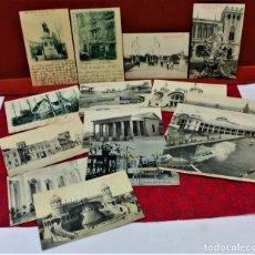 Postales: LOTE 15 POSTALES DE VALENCIA.DE 1901 HASTA AÑOS 20.MAYORIA FOTOTIPIA THOMAS.VER DESCRPCIÓN. Lote 214401720