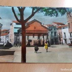 Postales: ANTIGUA POSTAL COLOREADA AYORA VALENCIA IMPRENTA ALVERO. Lote 214466735