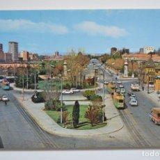 Cartes Postales: POSTAL. 136. VALENCIA. PLAZA DE ARAGÓN Y ALAMEDA. ED. GARCÍA GARRABELLA. NO ESCRITA.. Lote 217011760