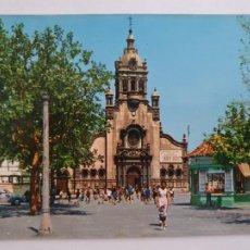 Cartoline: PORT DE SAGUNT / PUERTO DE SAGUNTO - PASEO MÁRTIRES - IGLESIA NTRA SRA DE BEGOÑA - LMX - VAL4. Lote 217730411