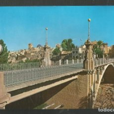 Cartes Postales: POSTAL CIRCULADA - ELCHE 3 - PUENTE - EDITA DIEGO ALMODOVAR. Lote 218040283