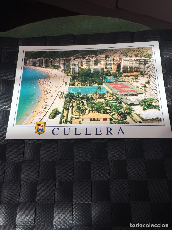 POSTAL DE CULLERA- BONITA VISTA - - LA DE LA FOTO VER TODAS MIS POSTALES (Postales - España - Comunidad Valenciana Moderna (desde 1940))