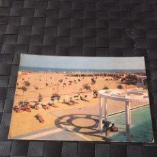 Postales: POSTAL DE VALENCIA- PLAYA DE LAS ARENAS - LA DE LA FOTO VER TODAS MIS POSTALES. Lote 218491508