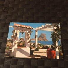 Cartes Postales: POSTAL DE CALPE- BONITA VISTA PEÑON DE IFACH - LA DE LA FOTO VER TODAS MIS POSTALES. Lote 218491960