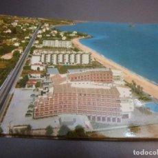 Postales: HOTEL CAP NEGRET. ALTEA. ALICANTE NO CIRCULADAS,AÑOS 70-80 14 POSTALES. Lote 218553472
