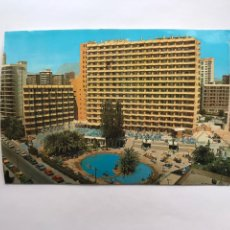 Postales: BENIDORM (ALICANTE) POSTAL HOTEL TITANIC. EDIC. HNOS. GALIANA (A.1985) CIRCULADA.... Lote 218882187