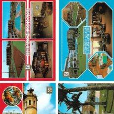 Cartoline: 4 POSTALES RESIDENCIA MILITAR LA PLANA - CASTELLON NUEVAS. Lote 219236676
