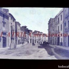 Postales: VILLAVIEJA, CASTELLON - CLICHE - NEGATIVO EN CELULOIDE - AÑOS 1900-1920 - FOTOTIP. THOMAS, BARCELONA. Lote 220497353