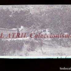 Postales: VILLAVIEJA, CASTELLON - CLICHE - NEGATIVO EN CELULOIDE - AÑOS 1900-1920 - FOTOTIP. THOMAS, BARCELONA. Lote 220497413