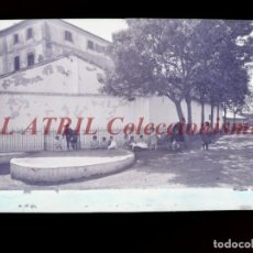 Postales: VILLAVIEJA, CASTELLON - CLICHE - NEGATIVO EN CELULOIDE - AÑOS 1900-1920 - FOTOTIP. THOMAS, BARCELONA. Lote 220497448