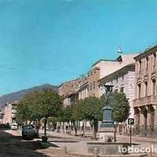 Postales: AYORA - 2 PLAZA DEL CAUDILLO. Lote 221577117