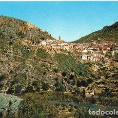 Postales: CHULILLA - 5 VISTA GENERAL. Lote 221578191