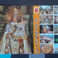 Postales: POSTAL NTRA. SRA. DE LOS DESAMPARADOS. (VALENCIA). Lote 221788766