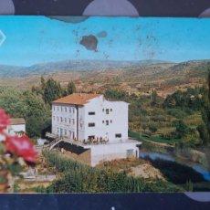 Postales: POSTAL HOSTAL CASA DOMINGO, ADEMUZ, (VALENCIA). Lote 221814818