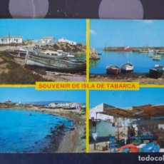 Postales: POSTAL ISLA DE TABARCA (ALICANTE). Lote 221820953