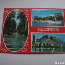 Postales: POSTAL - ALICANTE. Lote 221927621