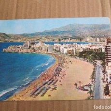 Postales: POSTAL DE ALICANTE. AÑO 1965. BENIDORM VISTA PARCIAL 25. Lote 221936323