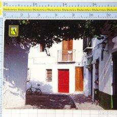 Postales: POSTAL DE ALICANTE. AÑO 1987. DENIA. BICI TIPO MOTORETA. 200 ESCUDO ORO. 1237. Lote 222078453