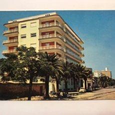 Postales: CASTELLÓN DE LA PLANA. POSTAL SERIE II, NO.6408, HOTEL TURCOSA. EDIC., CAMPAÑA Y PUIG (A.1964). Lote 222081008