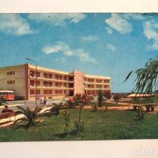 Postales: CASTELLÓN POSTAL NO.9, RESIDENCIA DEL SINDICATO DE TRANSPORTES Y COMUNICACIONES. Lote 222081582