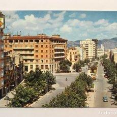 Postales: CASTELLÓN, POSTAL NO.1, AVENIDA DEL REY D. JAIME. EDIC., COMAS ALDEA (A.1964) S/C. Lote 222083575