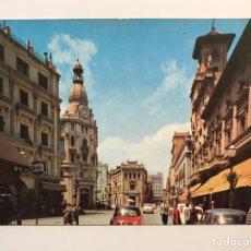 Postales: CASTELLÓN. POSTAL NO.1, PLAZA DEL CAUDILLO. EDIC., MACIAN (A.1964) S/C. Lote 222084636