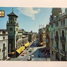 Postales: CASTELLÓN DE LA PLANA. POSTAL NO.14, PLAZA DEL CAUDILLO. EDIC., COMAS ALDEA (H.1960?) S/C. Lote 222085145