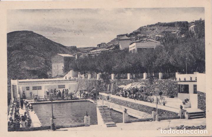 BEJIS (VALENCIA) - PISCINA DEL HOTEL LOS CLOTICOS - FOTO PÉREZ APARISI (Postales - España - Comunidad Valenciana Moderna (desde 1940))
