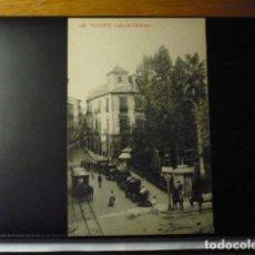 Postales: ALICANTE, CALLE DE CALATRAVA. Lote 222412571