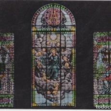 Cartoline: CASTELLÓN, SEGORBE, VIDRIERAS DEL CORO – JDP Nº21 – S/C. Lote 222522181