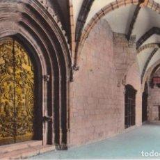 Cartoline: CASTELLÓN, SEGORBE, PUERTA SALA CAPITULAR Y CLAUSTRO – JDP Nº15 – S/C. Lote 222522227