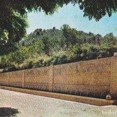 Cartoline: CASTELLÓN, SEGORBE, FUENTE DE LOS 50 CAÑOS – ESCUDO DE ORO Nº5 – S/C. Lote 222522278
