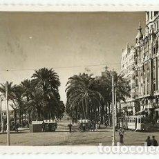Postales: ANTIGUA POSTAL 269 ALICANTE EXPLANADA DE ESPAÑA EDICIONES M ARRIBAS ESCRITA. Lote 222557040