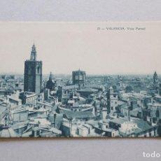 Postales: VALENCIA - 21 - VISTA PARCIAL - J- DURÁ - CATEDRAL, MIGUELETE.... Lote 222557560