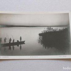 Postales: VALENCIA - 192 - ALBUFERA - ROISIN - 1937 - REPÚBLICA - ESCRITA. Lote 222557620