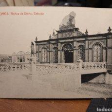 Postales: ALICANTE. BAÑOS DE DIANA . SIN CIRCULAR .. Lote 223970957